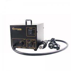 China Repair SMD Soldering Desoldering Station Hot Air Gun 720W 100 ℃ - 450 ℃ Green 850 on sale