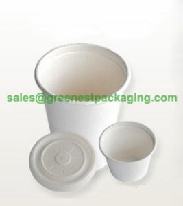 Quality Disposable Bagasse Sugarcane Bowls/Cups for sale