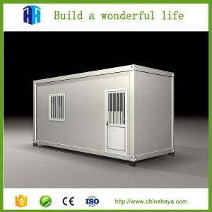 China ISO container frames modular office container home floor plans on sale