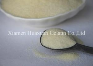 China 180 - 240Bloom Edible Gelatin Powder Stabilizer For Soft Melted Cheese Use on sale