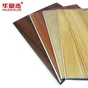 China Light Weight Bathroom PVC Wall Panels for Hotel / Plastic Ceiling Cladding on sale