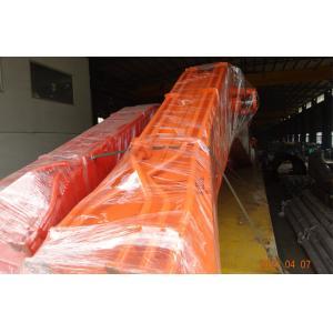 China 23 Meter Doosan DX700 Excavator Long Reach Boom Arm For Dredging Port Q345B + Q690D on sale