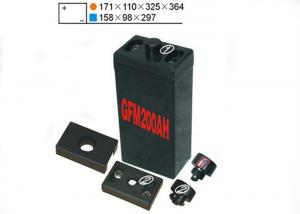 China 2V 200AH Plastic Battery Mould , Injection Plastic Moulded Components Battery Containers Or Box on sale