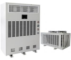 China 20kg/H Refrigeration Industrial Dehumidifier With Air Conditioning on sale