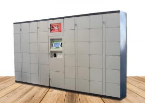 China Electronic Door Luggage Storage Lockers For Park Supermarket Shopping Mall Use on sale