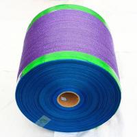China Packing Onion And Other Agricultural Products 54*78cm 28g Dark Green Disposable PE Plastic Raschel Mesh Bag In Roll on sale