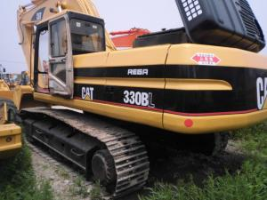 China supply Japan made caterpillar excavator 330B on sale