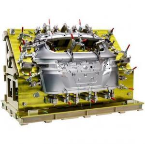 JMC E315 Project Dismountable Structure Automotive Checking