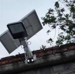 5000K 360w IP65 Polysilicon Split Solar Street Lights with 2-3 years warrenty