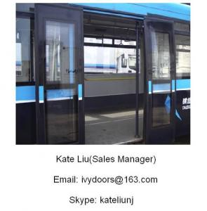 Automatic bus door system for airport shuttle bus  sc 1 st  Everychina.com & Automatic bus door system for airport shuttle bus - njbd