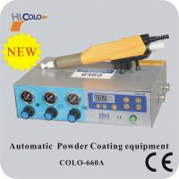 China Practically Automatic Powder Coating Gun Systems on sale