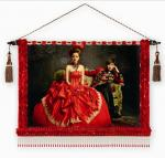 Full color digital high visibility heat sublimation wedding pictures printing