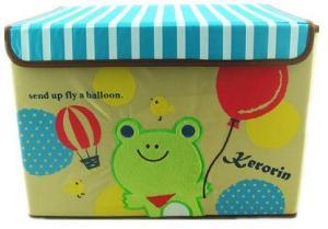 China 2013 Folding Oxford fabric Cartoon Storage Box on sale
