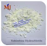 Quality raw powder Yohimbine Hydrochloride CAS No: 65-19-0 Corynine Aphrodine White powder