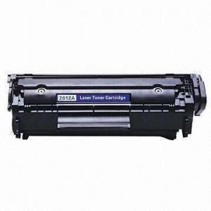 China Q2612A/Q2612X/CRG 103/303/703/FX9/FX10/L90/C104 Toner Cartridge for HP 1010/1012/1015/1018/1022NW on sale