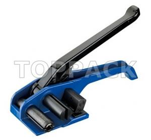 China Manual Woven Corp Strap Tensioner, Manual Hand Tensioner tool for fiber cord strapping 25- on sale