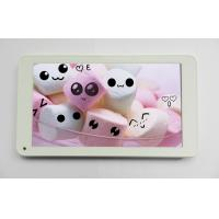 China Unisex Dual Camera Touchscreen 7 Inch Touchpad Tablet with 2500mAH , 3.7V Battery on sale