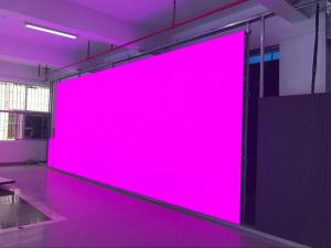 China 3840Hz Rental LED Display Screen MBI5153 Driving IC Integrated Blanking Circuit on sale