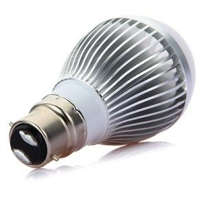 China Home Decorative 5W SMD 5630 LED Globe energy efficient light bulbs E27 Warm White on sale