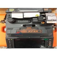 Light Weight Fiber Optic Splicing Machine KF4A Auto English Menu LCD Monitor