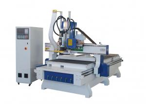 China Plate Solid Wood Furniture CNC Wood Cutting Machine Engraving Router With Tool Changer on sale