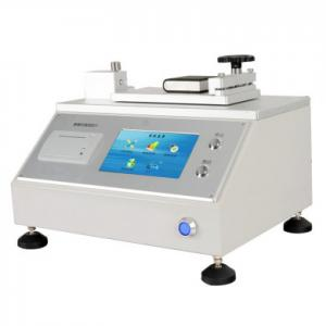 China Paper Friction Coefficient Tester / Film Friction Coefficient Tester for Measuring Plastic Film on sale