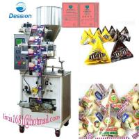 Particles  Triangle Automatic  Wrapper Machine/ Peanut Triangle Packaging Machine/ Melon Seeds Packer