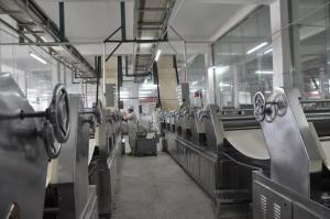 China Steam Fried Instant Noodle Stainless Steel Production Line Maker on sale