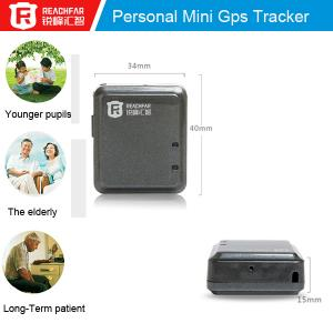 China Five phone number gps tracker RF-V8 , gps tracker detector,Software smart gps pet tracker on sale