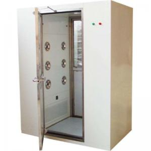 China Easy Installation Air Shower System Computer Fully Auto Control For GMP on sale