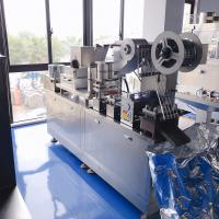CE Flat Type Pharmaceutical Processing Machines For Tablets And Capsules