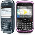 Телефон кривой 3Г 9330 ежевики, серый цвет (спринт)