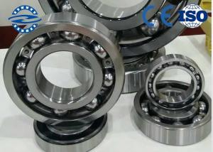 China Low Friction Ball Bearings 6009 , High Speed Ball Bearings For Motorcycle on sale