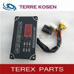 TEREX 20011058 CONTROL PANEL for terex tr35 truck parts heavy dump truck
