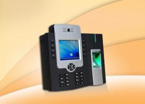 China Internal Camera Fingerprint Access Control System With Backup Battery WIFI GPRS on sale