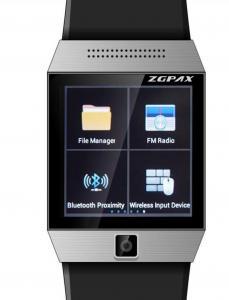 China Dual Core watch phone S5 on sale