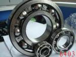 6403 High-rotating Speed Deep Groove Ball Bearings 6403RZ , 6403 2RZ Bearing