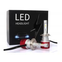 V5 H7 CSP Led Headlight 4200LM Turbo Led Car Light Lamp For Vehicles