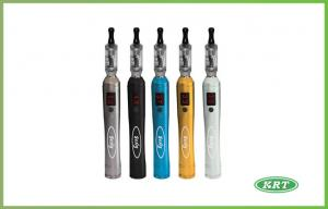 China Big LED Swing VV Variable Voltage E cigarette 14500 With AA Rechargeable Battery on sale