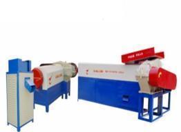 China plastic Pelleting making machine on sale
