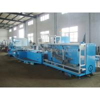 China Medicine Disposable Products Machines , Non Woven Disposable Bed Sheet Folding Machine on sale