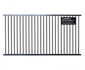 China Steel Swimming Pool Fence on sale