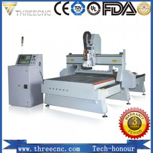China Intelligent ATC Furniture production line Wood Cutting/Drilling Solution CNC Router Machine TM1325C. THREECNC on sale