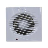 China 18W Bathroom Ventilation Fan 6'' 150MM Plastic Wall Mounted Bathroom Exhaust Fan on sale