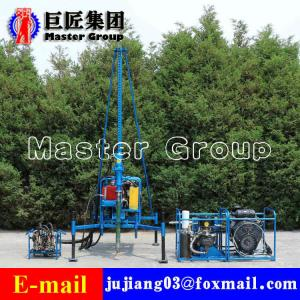 China SDZ-30S Hot sales portable hydraulic Mountain drilling rig with air compressor on sale