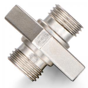 China Simplex Optical Fiber Adapter SC APC Fiber Optic Accessories on sale