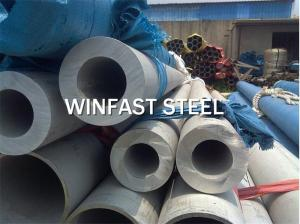 China Hot Rolled Seamless Stainless Steel Pipe ASTM A213 Grade 202 SS Pipe on sale