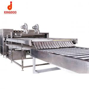 China Safety Fresh Noodle Making Machine Plant 300kg/Hour Or Customized Production Capacity on sale