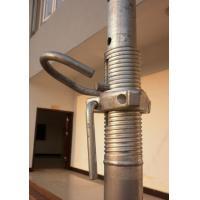 External thread Galvanized Scaffolding Prop, heavy duty for slab formwork construction