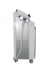 China SHR Handle Home Q - Switch Nd Yag Laser For Black Nevus Treatment on sale